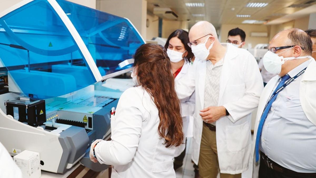 Çin aşısı olan 282 sağlık çalışanının antikoru %98.2