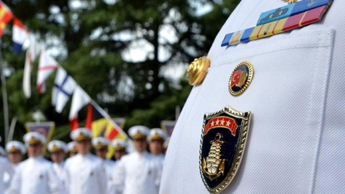 Darbe imalı bildiriye imza atan 21 emekli amiralin ifadesi alındı