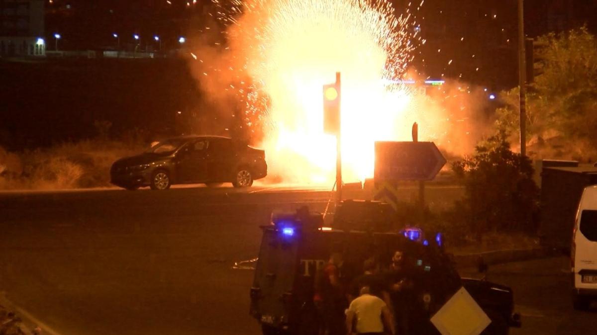 Diyarbakır'da bombalı saldırı önlendi