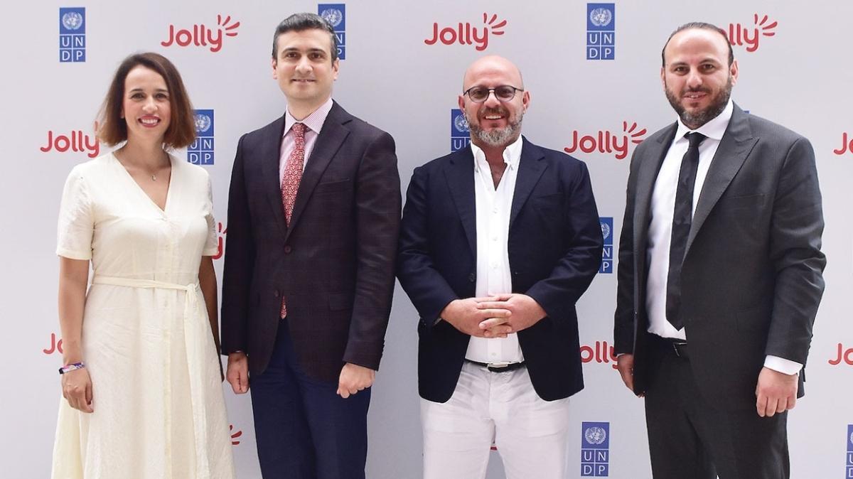 Jolly'den yeni adım! 250 bin çocuğa 'sorumlu turist' olma eğitimi