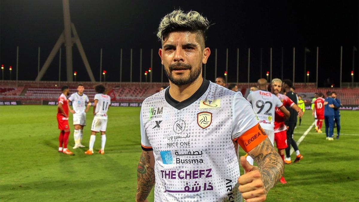Son dakika Galatasaray haberleri... Arabistan'da mutsuz olan Ever Banega'da sürpriz gelişme