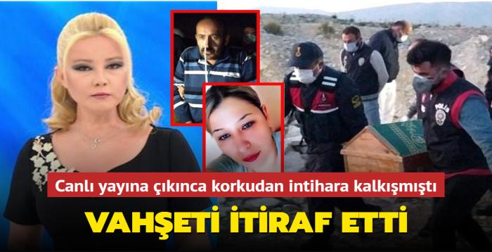 Müge Anlı'da aranan Fatma Öz'ün taşlık alanda cesedine ulaşıldı