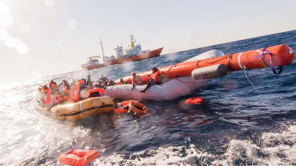AB, Frontex'i mahkemeye verdi