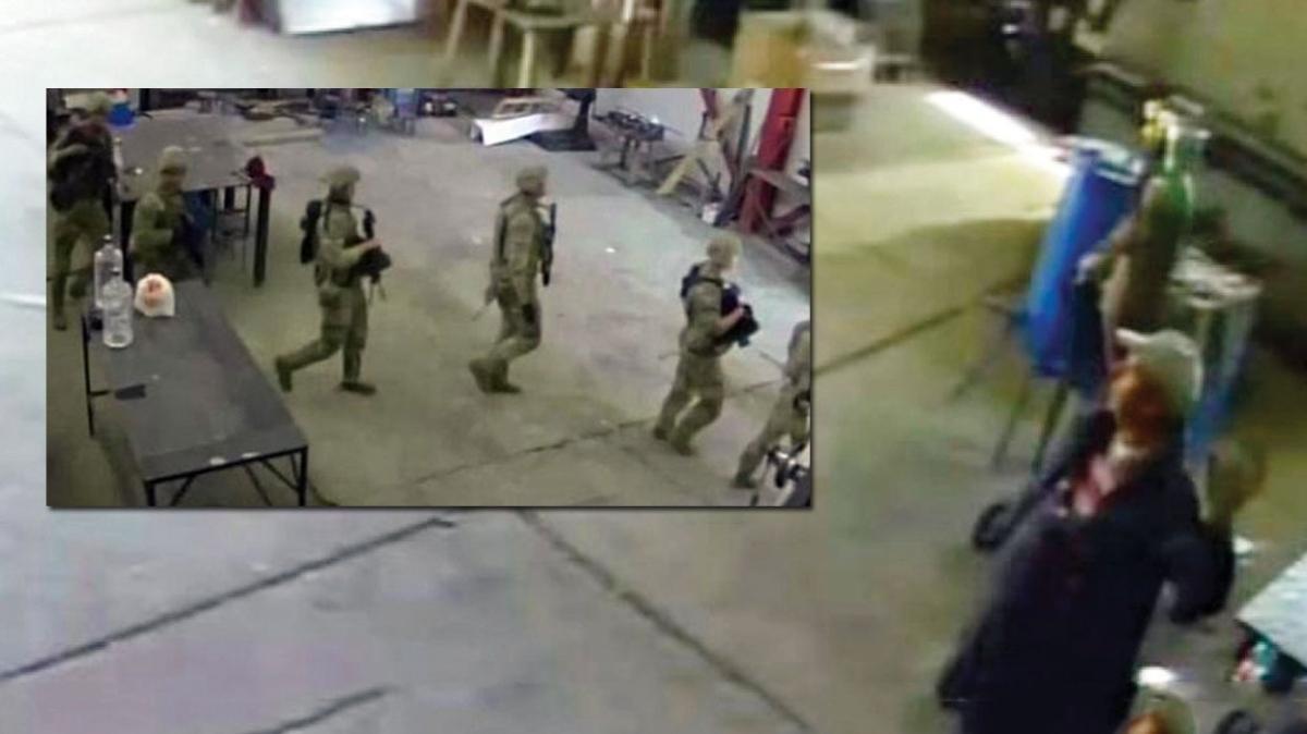ABD ordusu tatbikatta da sivile saldırdı