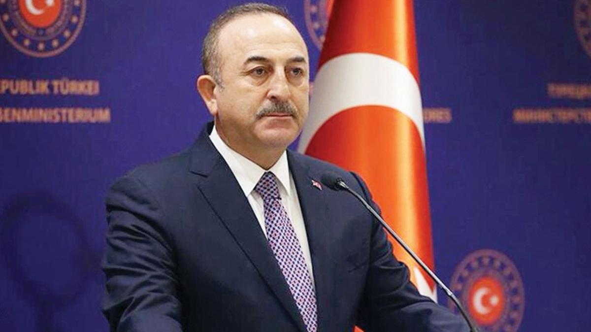 Bakan Çavuşoğlu soydaşlarla buluşuyor