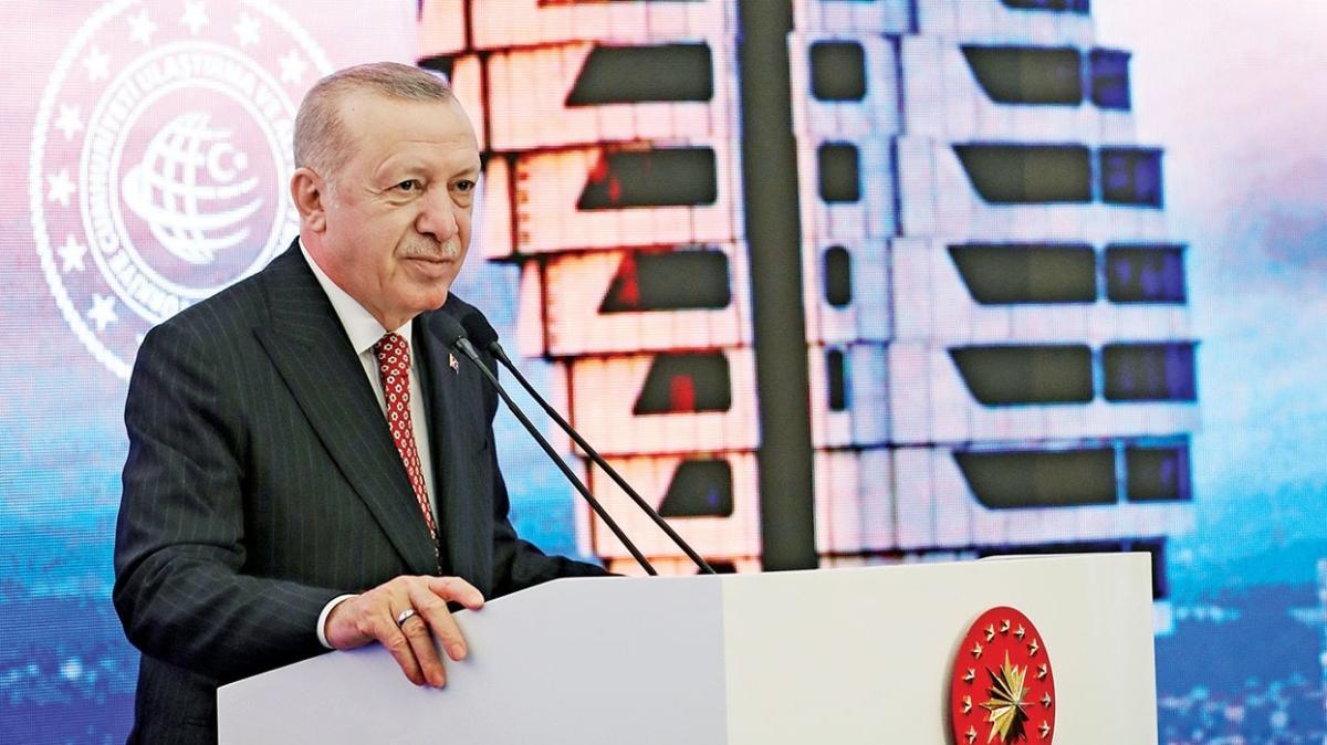 Başkan Erdoğan: Çamlıca Kulesi turizme önemli katkı sağlayacak