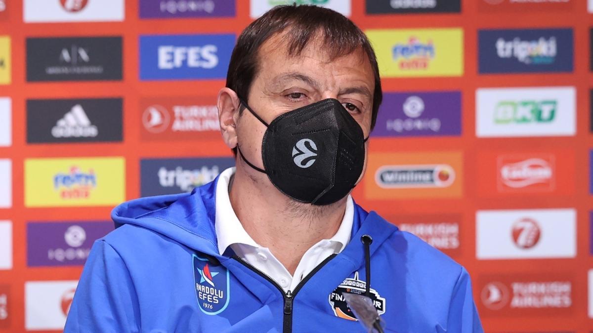 Ergin Ataman: Kupayı almaya geldik