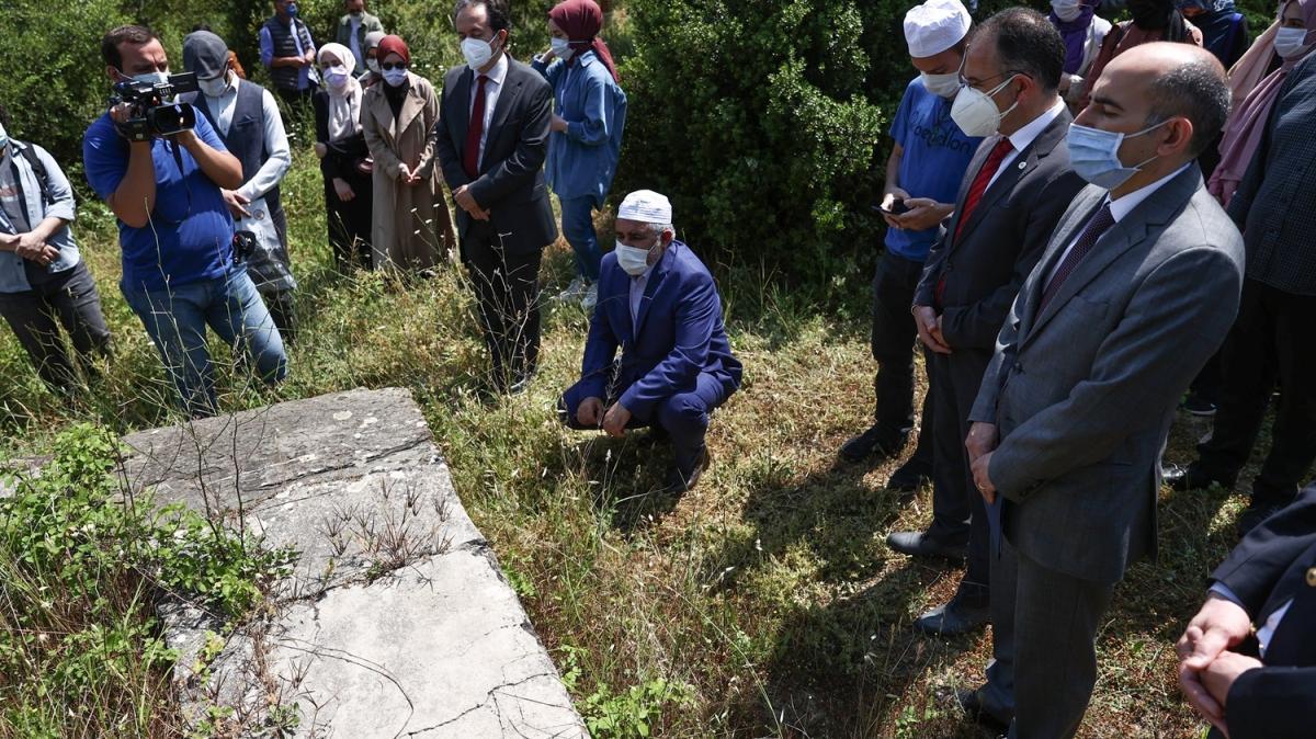 Fethin ilk şehitleri Boğaziçi Üniversitesi'nde anıldı