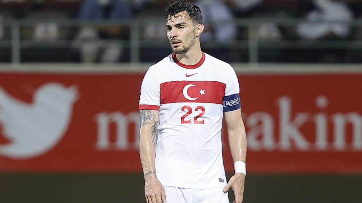 Galatasaray Kaan Ayhan ile anlaşmaya vardı