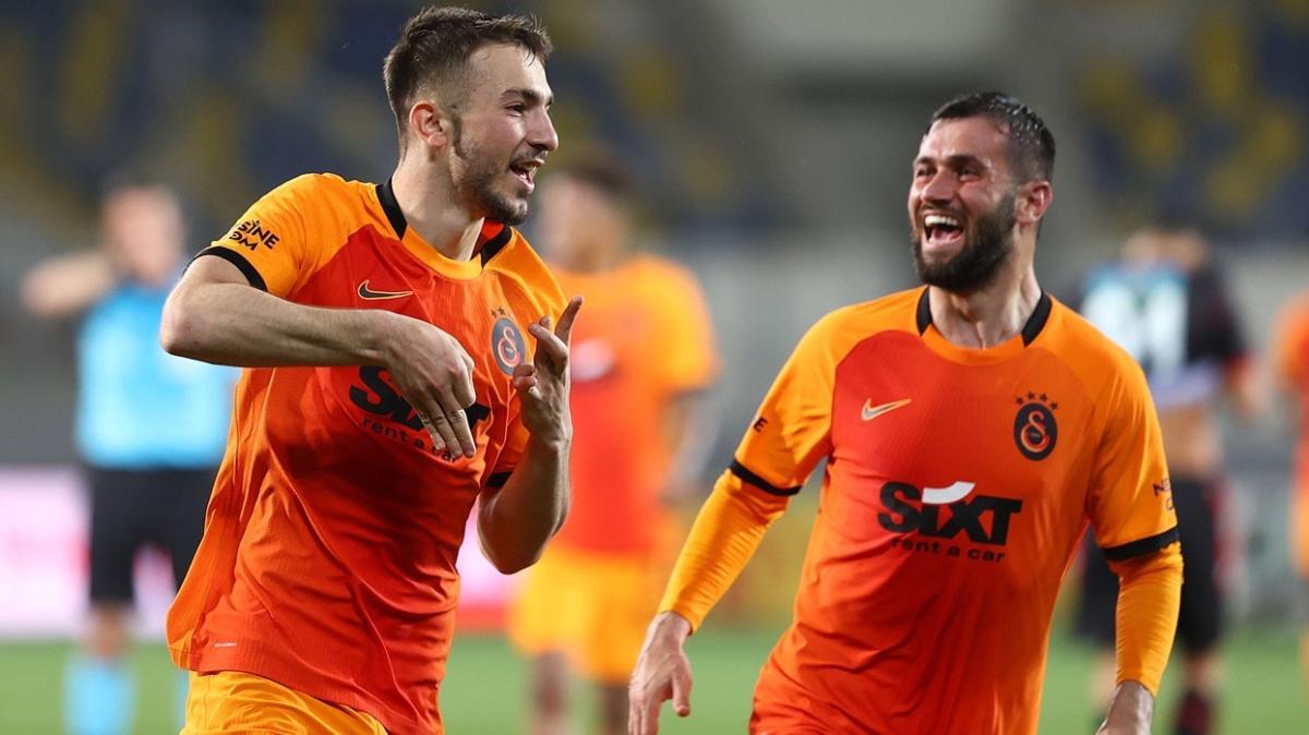 Galatasaray'da Onyekuru'nun parası Halil için yetmedi