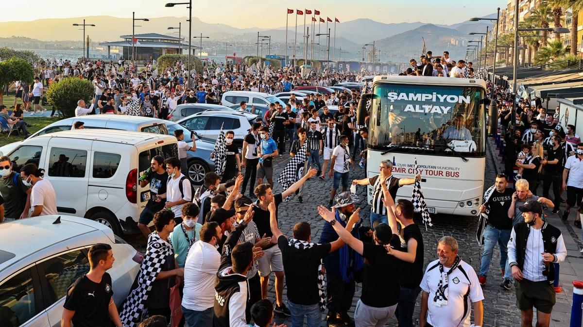 İzmir'de Altay coşkusu!