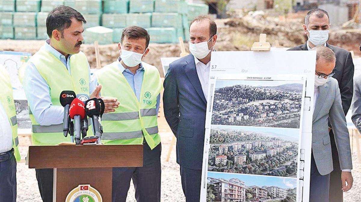 İzmir'e 2.2 milyarlık dönüşüm yatırımı