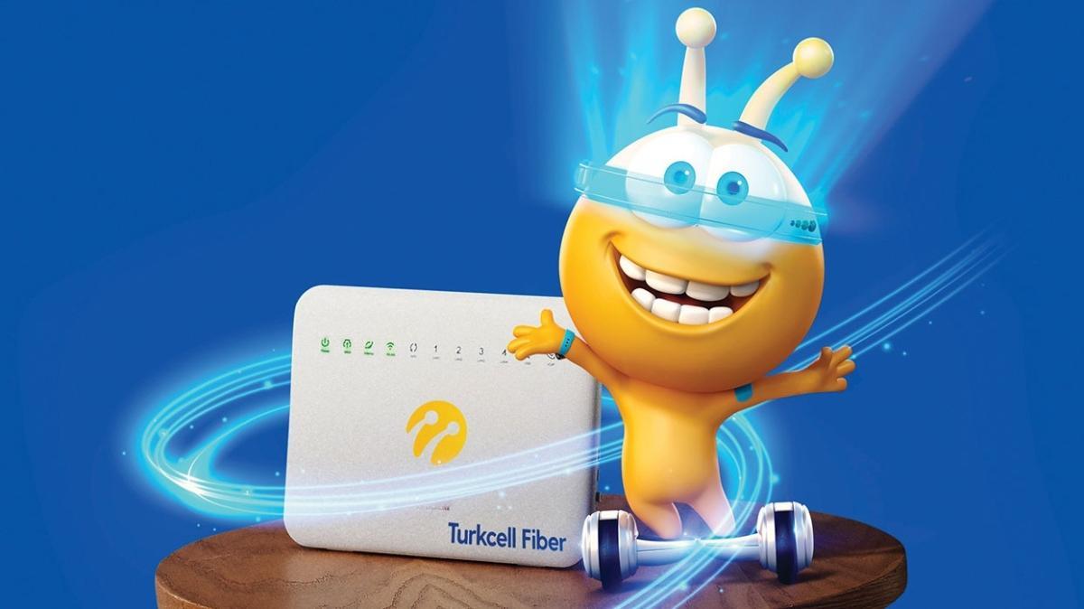 Turkcell'den Maraş'a da fiber yatırımı! 4 milyon haneye ışık hızında internet