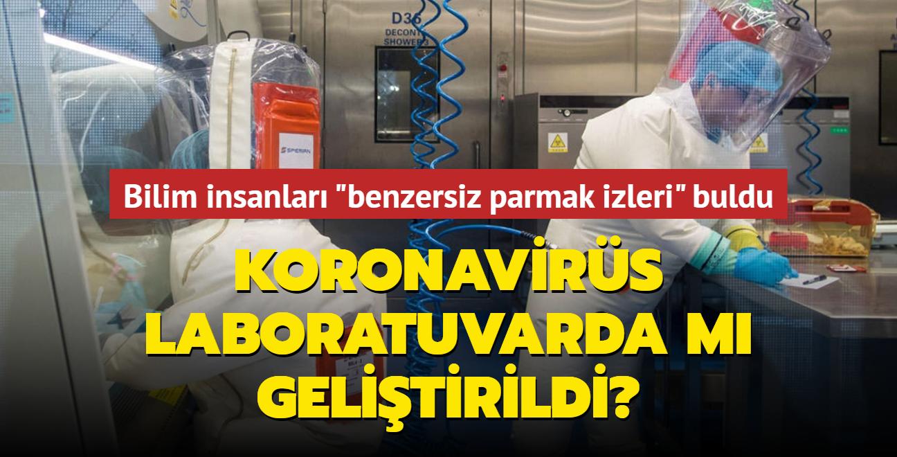 """Bilim insanları, koronavirüsün Çin laboratuvarında üretildiğine ilişkin """"önemli delillere"""" ulaştı"""
