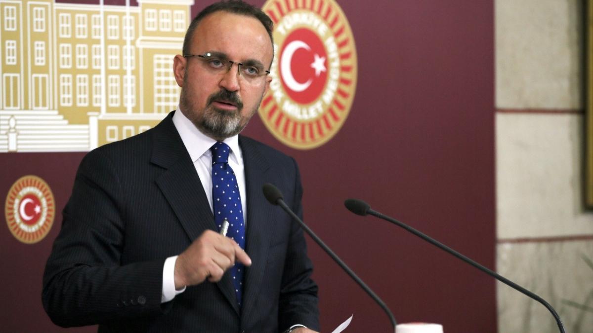 AK Parti Grup Başkanvekili Turan'dan yeni anayasa açıklaması
