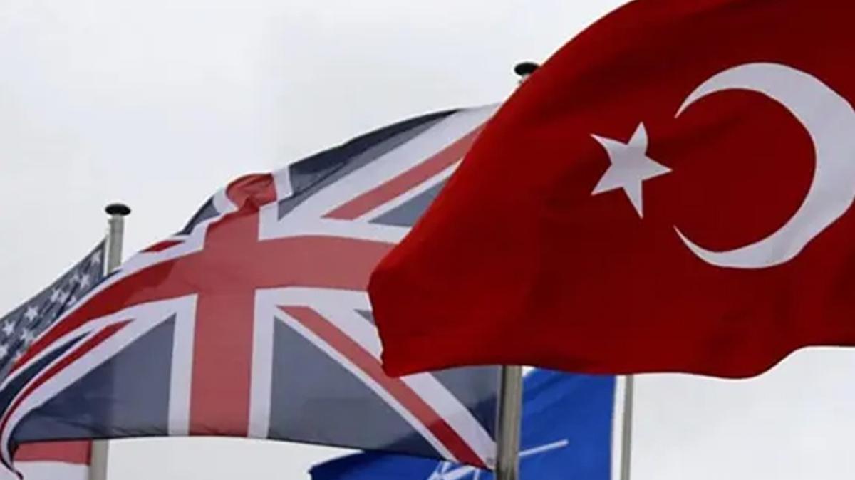 Türkiye ve İngiltere arasındaki STA kapsamında esaslar belirlendi