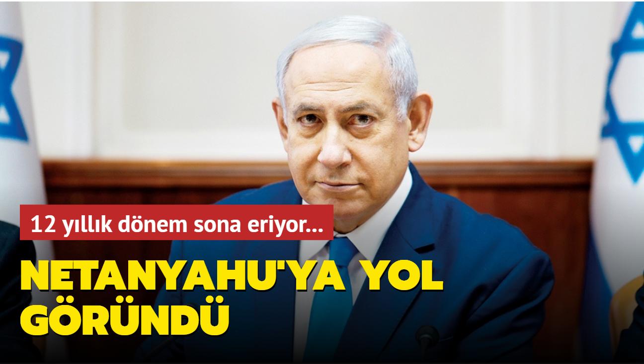 12 yıllık Netanyahu dönemi sona eriyor
