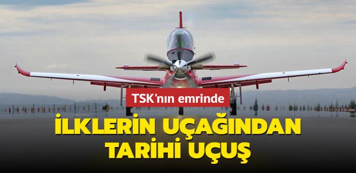 TSK envanterine girmeye hazır olan HÜRKUŞ, 3 ülkenin huzurunda gösteri uçuşu yapacak