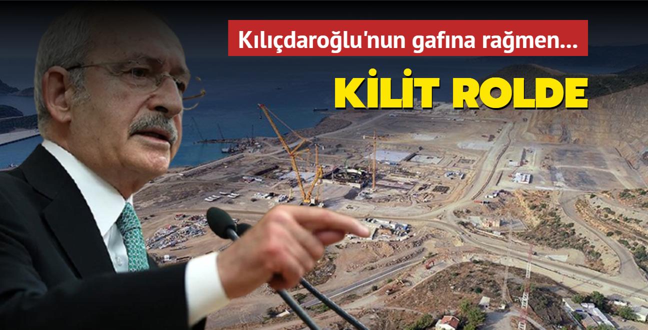 Akkuyu Nükleer Santrali Kılıçdaroğlu'nun gafına rağmen enerji iklim değişikliği mücadelesinde kilit rolde