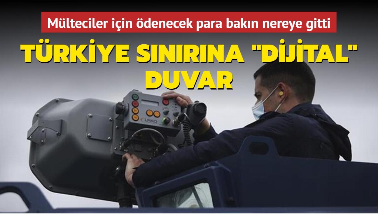 """Mültecilere ödenecek parayla Türkiye-Yunanistan sınırını kapattılar: AB'den 3 milyar avroluk """"dijital"""" duvar"""