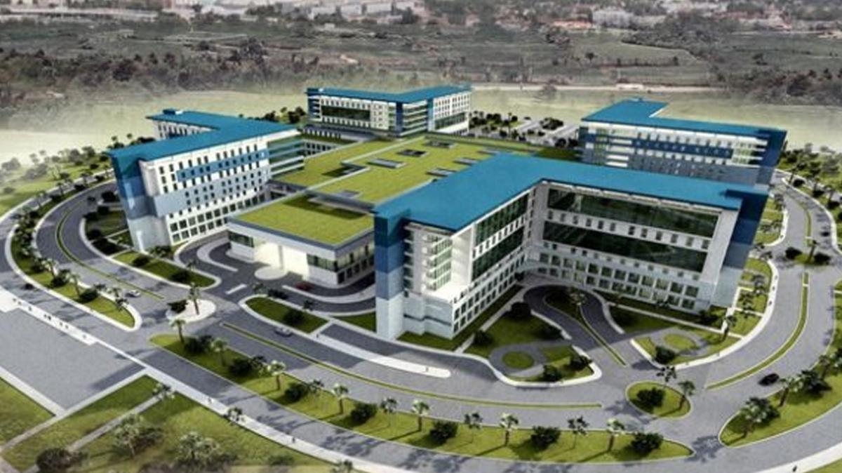 Bin yataklı Sakarya Şehir Hastanesi için çalışmalar başlıyor