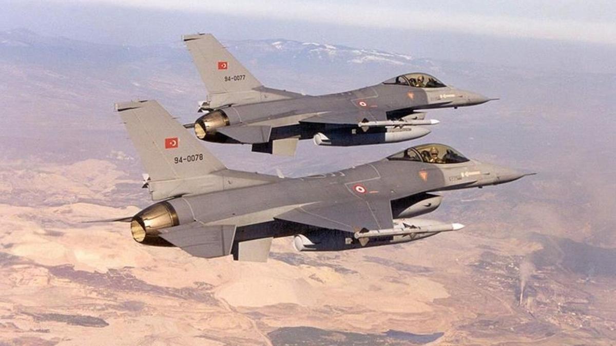 Gara bölgesinde 5 PKK'lı terörist etkisiz hale getirildi