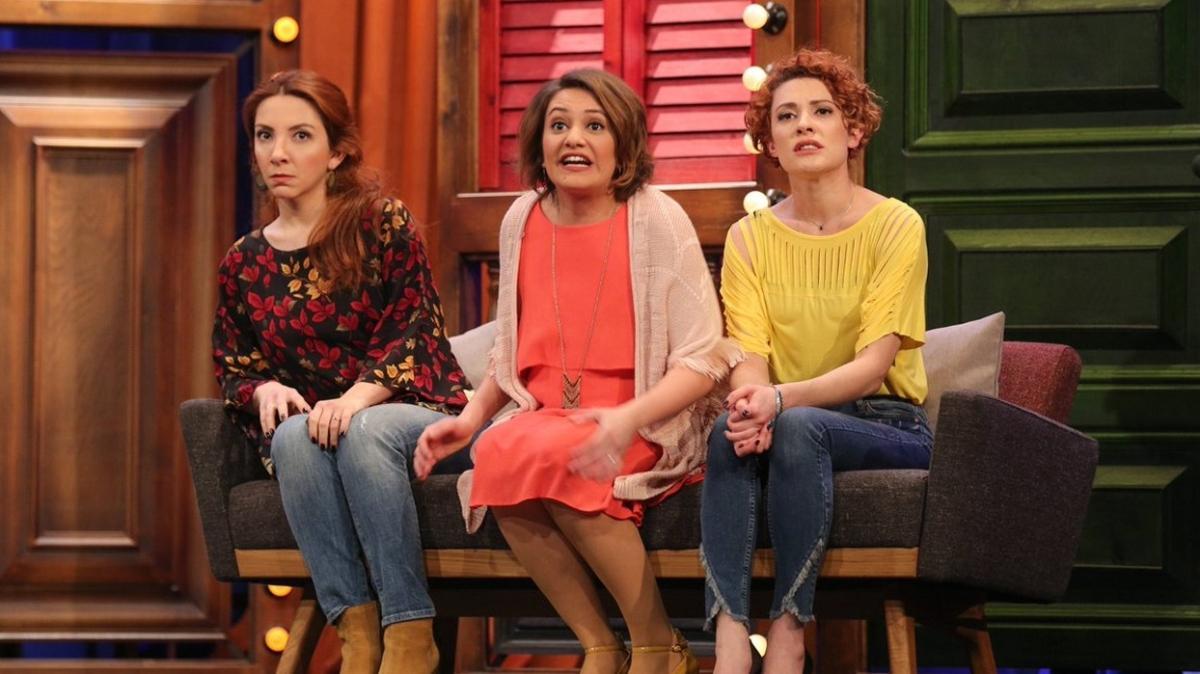Güldür Güldür Show'un yıldızı Meltem Yılmazkaya babasını kaybetti