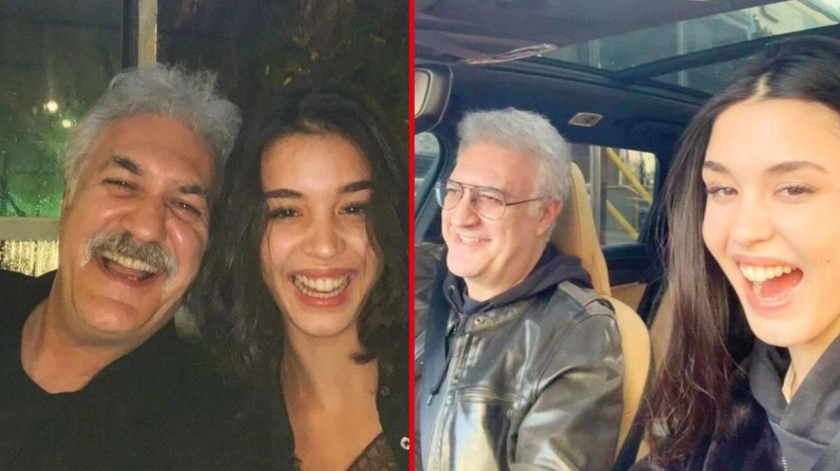 Savaşçı'nın Göktürk Albay'ı Tamer Karadağlı ve 30 yaş küçük sevgilisi Iraz Yıldız tatile çıktı