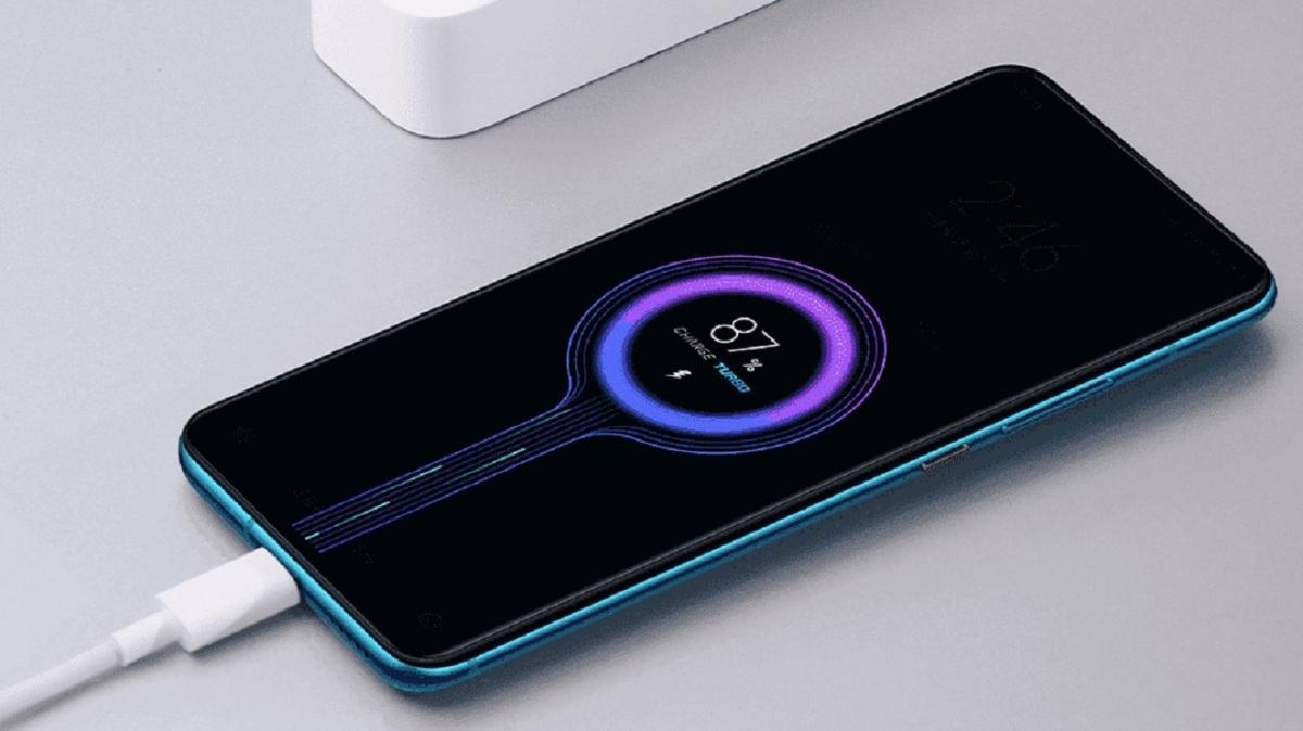 Xiaomi'den hiper hızlı şarj: 8 dakikada yüzde 100