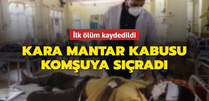 Kara mantar enfeksiyonu Irak'ta! İlk can kaybı yaşandı