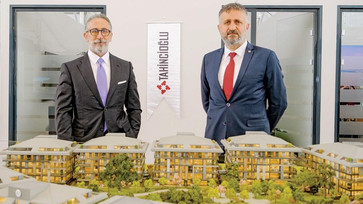 Ev fiyatları 13 milyona kadar çıkıyor! Çengelköy'de 1 milyarlık projenin temeli atıldı
