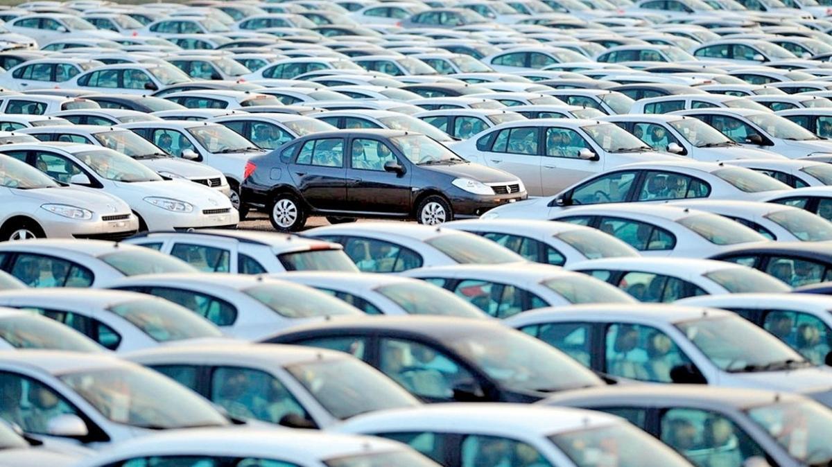 Otomotivde satışlar yüzde 70 arttı
