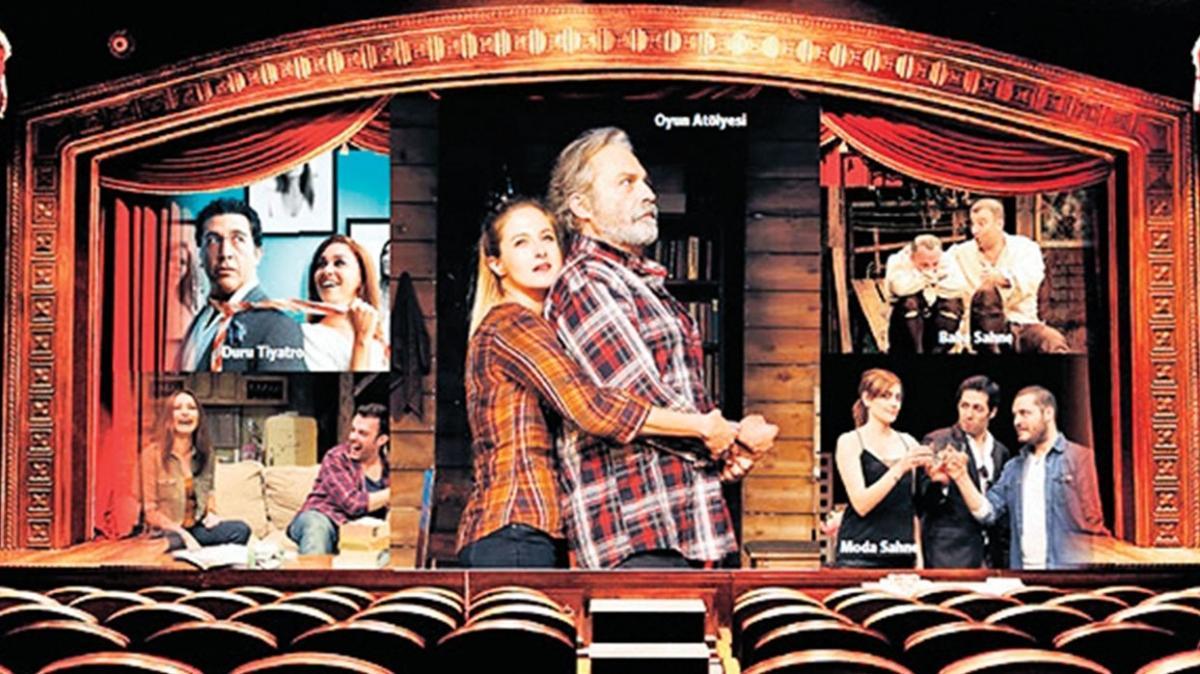Özel tiyatrolara 25 milyon TL destek