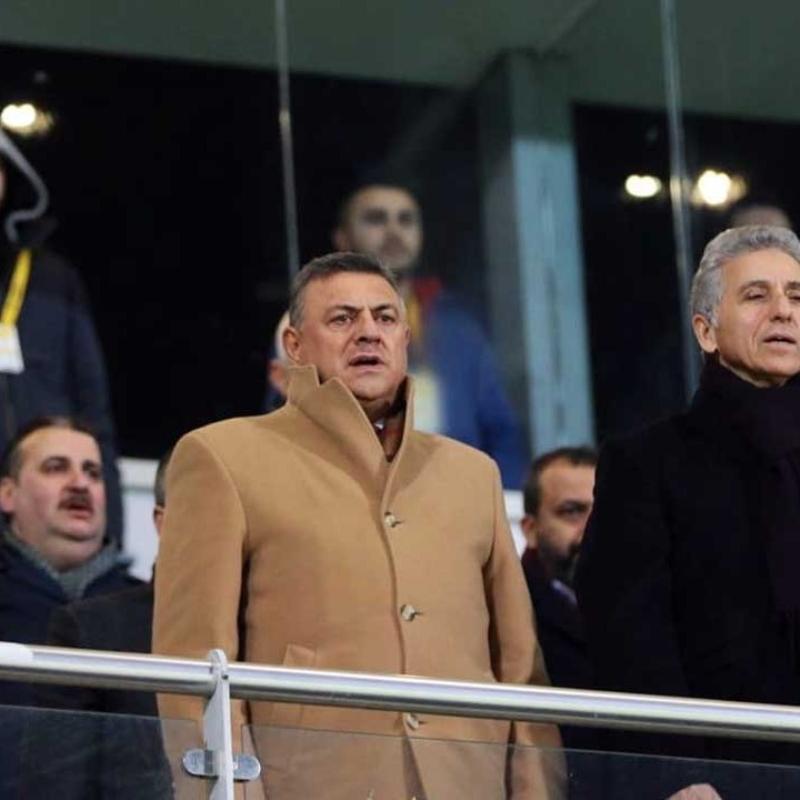 Çaykur Rizespor Başkanı Hasan Kartal istifa etti