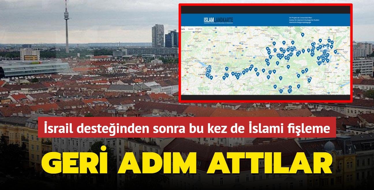 """Müslümanları fişleyen """"İslam Haritası"""" tepkiler üzerine çevrim dışı oldu"""