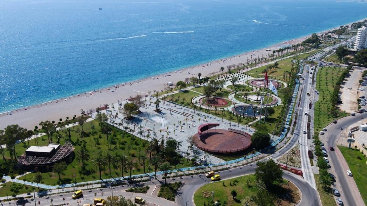Antalya Konyaaltı'nda 350 bin TL'ye icradan satılık 2+1 daire!