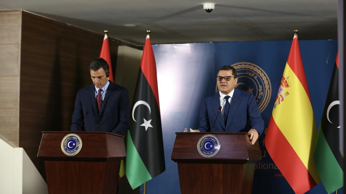 İspanya yeniden Libya'da... Büyükelçilik açıldı