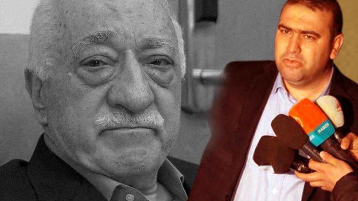 Son dakika haberi: FETÖ elebaşı Gülen'in avukatı Adnan Şeker'e 9 yıl 9 ay hapis
