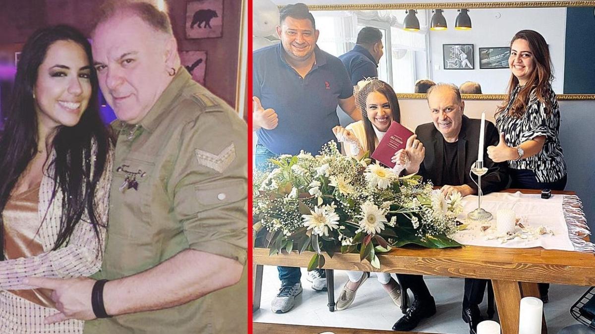 46 gün koronavirüs tedavisi görmüştü: Sadakatsiz'in Haluk'u Burak Sergen ayağının tozuyla nikah masasında