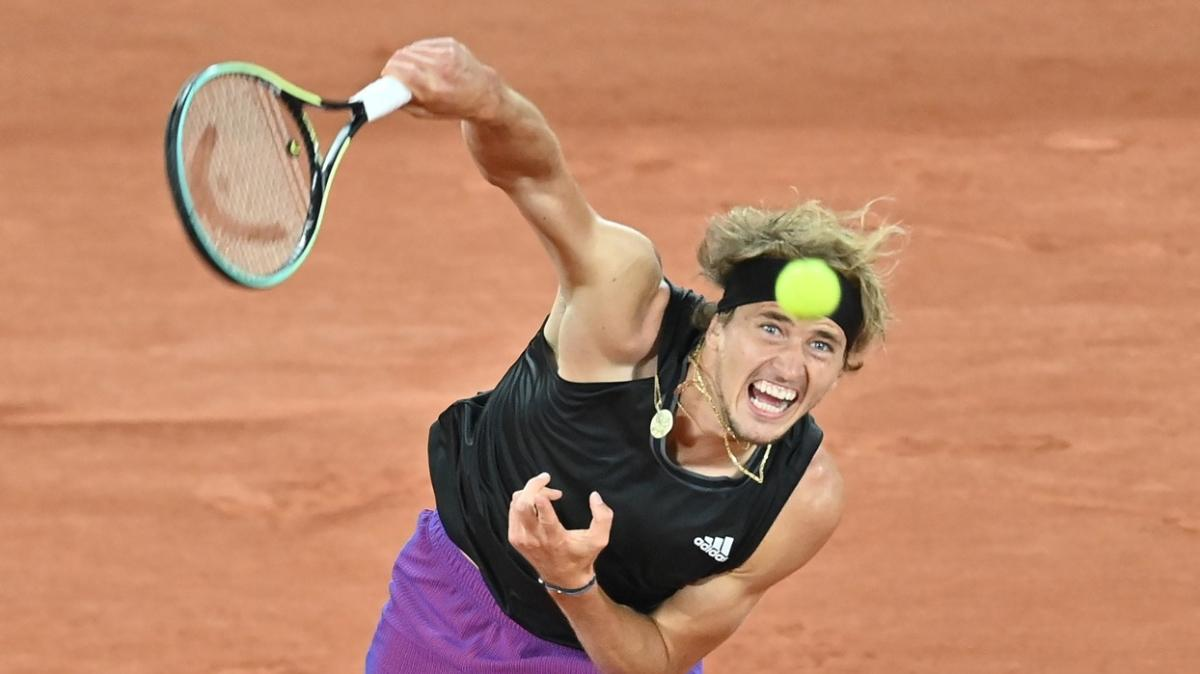 Alexander Zverev, Roland Garros'ta 4. tura yükseldi