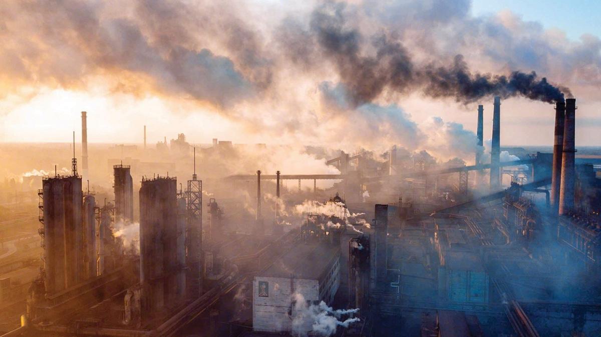 Dünyanın %90'ı kirli hava soluyor