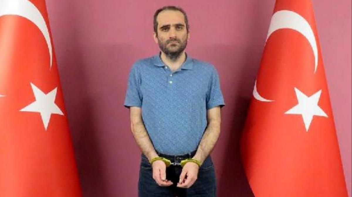 FETÖ üyesi Selahaddin Gülen tutuklandı