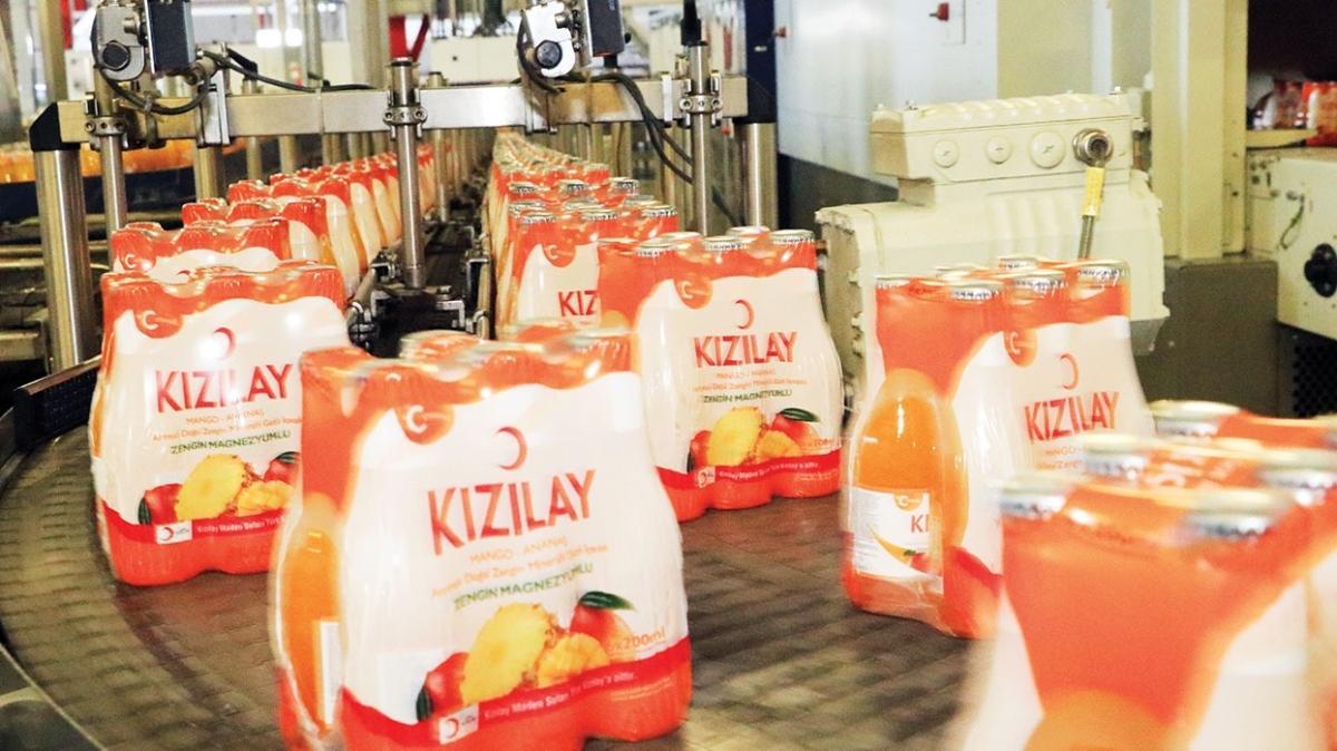 Kızılay, Erzincan'da üretimini katlayacak