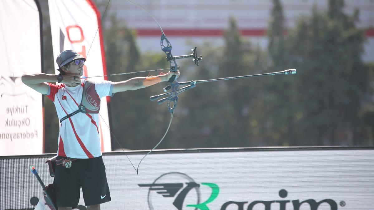 Mete Gazoz, olimpiyat kotasını aldı