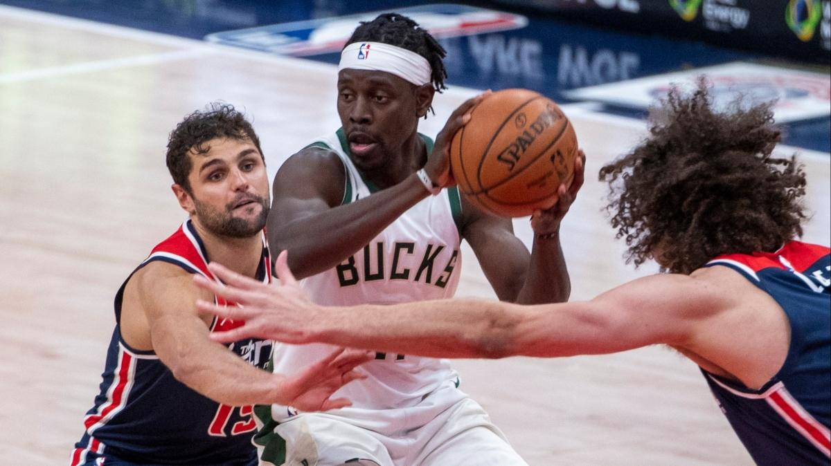 NBA'in en sportmeni Jrue Holiday