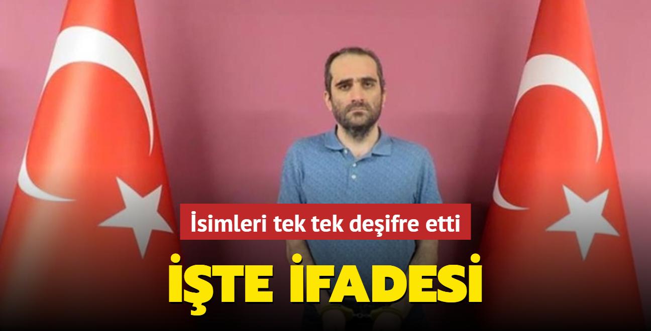 Son dakika haberi: FETÖ elebaşının yeğeni Selahaddin Gülen itirafçı oldu