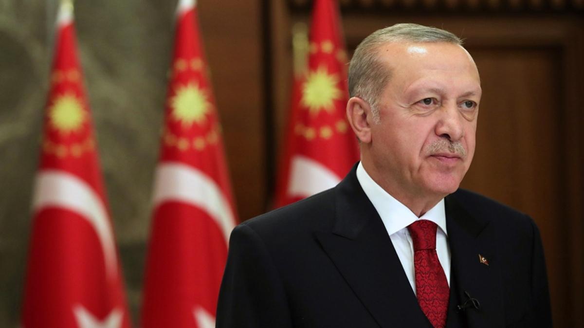 Başkan Erdoğan: Doğanın korunması bir tercih değil bir zorunluluktur