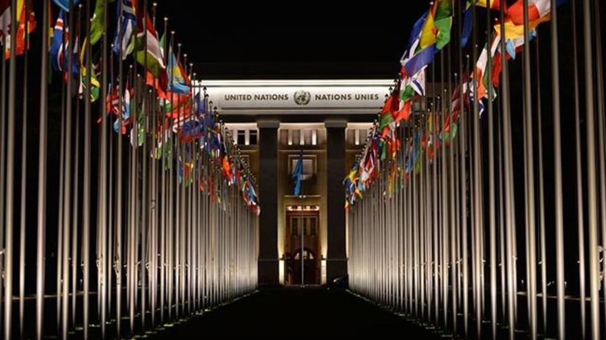 BM'dan İran kararı: Aidat yoksa oy hakkı da yok