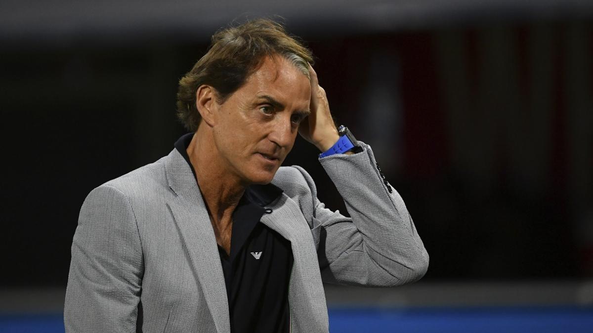 Roberto Mancini, Türkiye maçı öncesi takımını yorumladı