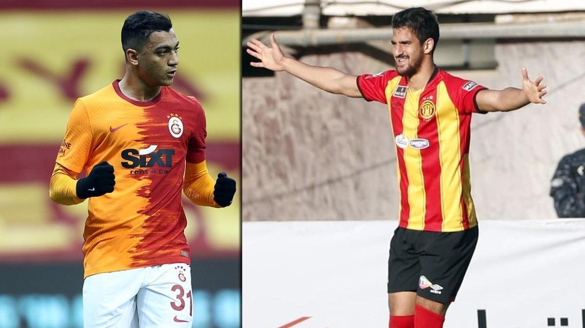 Son dakika transfer haberi! Galatasaray'a bir Mohamed daha: Mohamed Ali Ben Romdhane